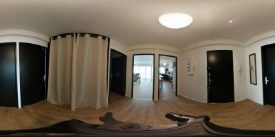 Appartement 3 chambres, balcon, parking privatif sur Petite-Synthe