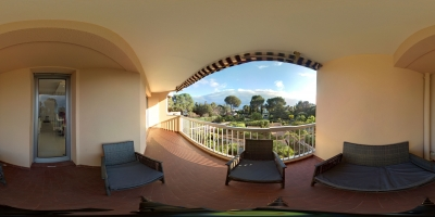 location visite virtuelle appartement 3 pieces renove boulouris saint raphael gmj immobilier