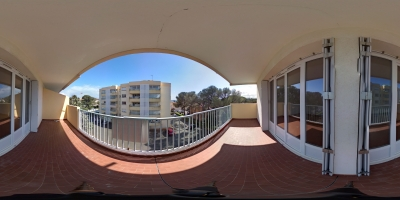 visite virtuelle location appartement 2 pieces boulouris saint raphael gmj immobilier