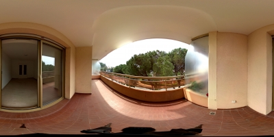 visite virtuelle 360 appartement 3 pieces location saint raphael gmj immobilier